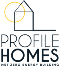 Profile Homes Logo © 2018 Profile Homes